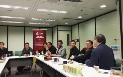 2016年全球华人营销联盟理事会在香港成功召开