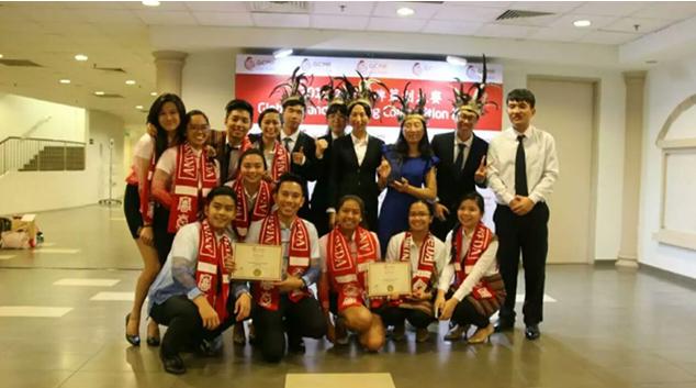 2016年全球品牌策划大赛总决赛在新加坡成功举办